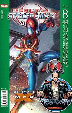 obrázek k novince Ultimate Spider-Man a spol. 8