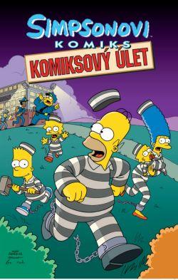obrázek k novince Simpsonovi: Komiksový úlet