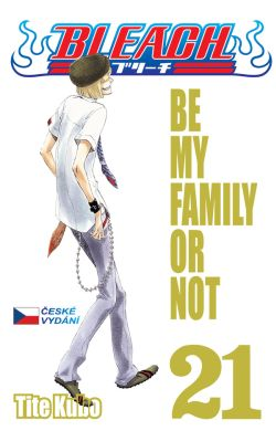 obrázek k novince Bleach 21: Be my family or not!